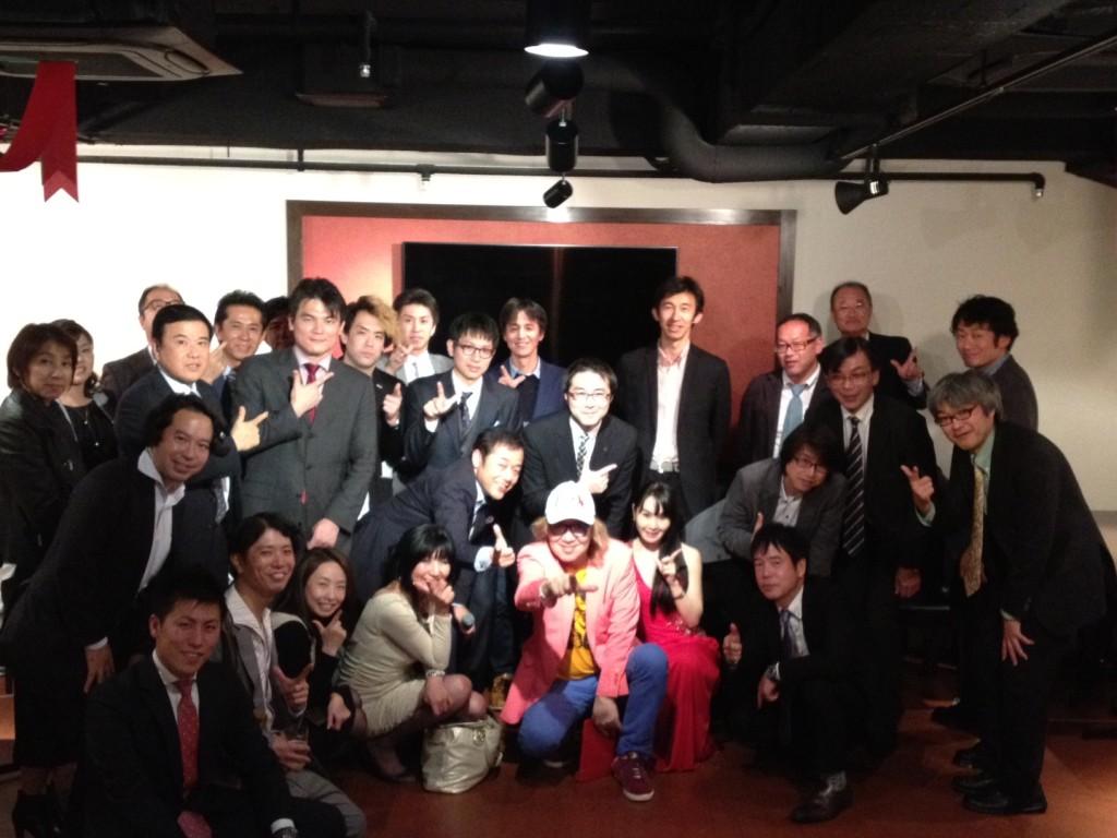 12月21日(月)倶楽部2010交流パーティー開催!
