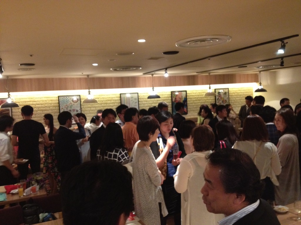 9月20日(水)「俱楽部2010交流パーティー」開催