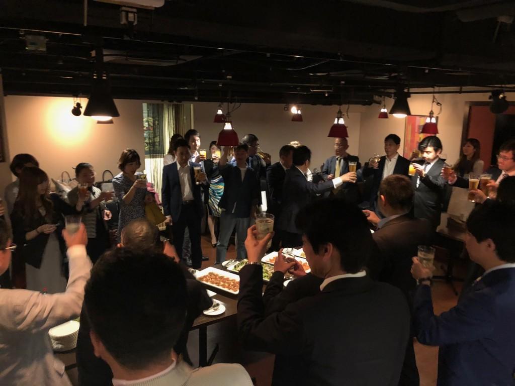 10月29日(火)に第109回「俱楽部2010交流パーティー」を開催!