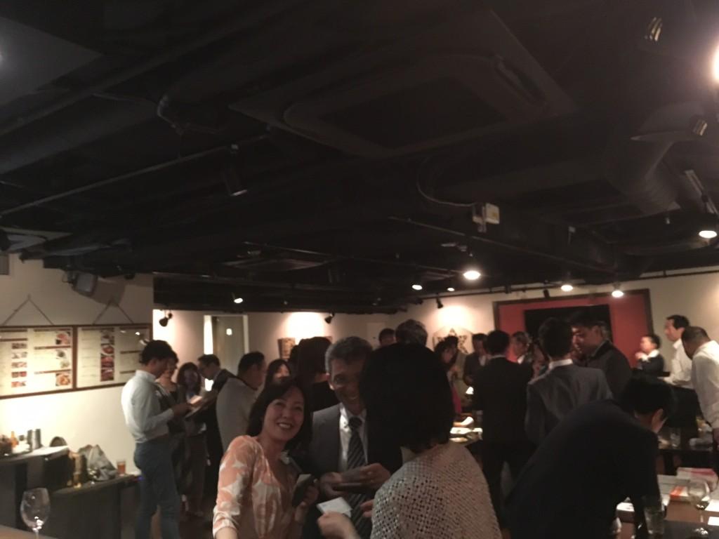 9月4日(水) 第107回「俱楽部2010交流パーティー」開催