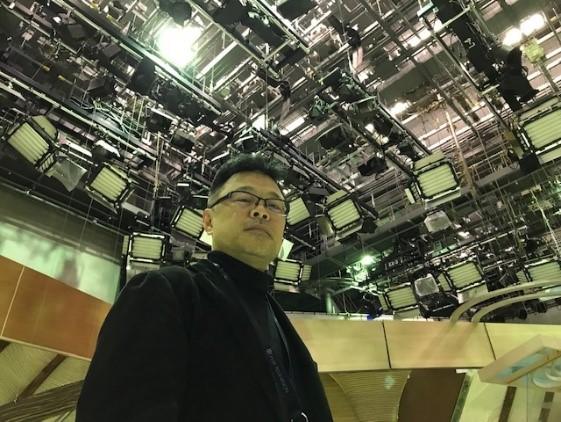 古山さんスタジオ4